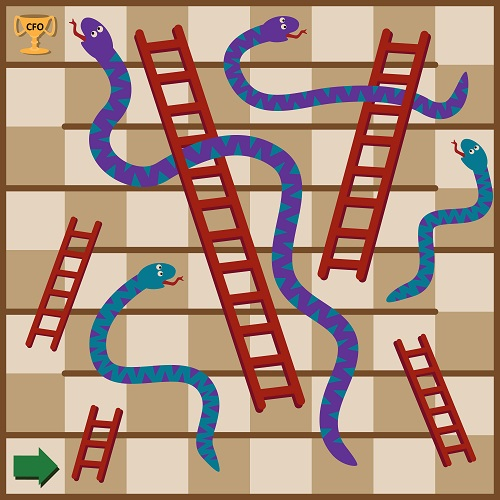 CFO Snakes and Ladders